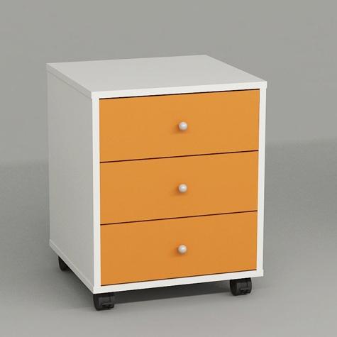 maxicolor - cassettiere legno maxicolor - ECOUFFICIO