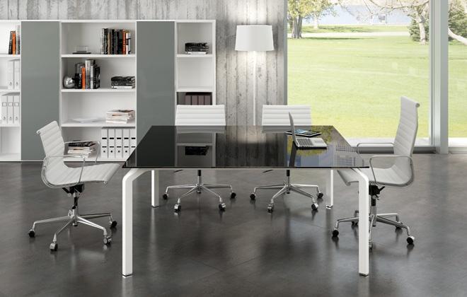 Ufficio Direzionale Bianco : Ufficio direzionale mod yoga ecoufficio