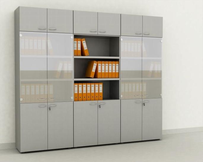 Armadio ufficio legno con serratura mobile ufficio basso for Mobile ufficio con serratura