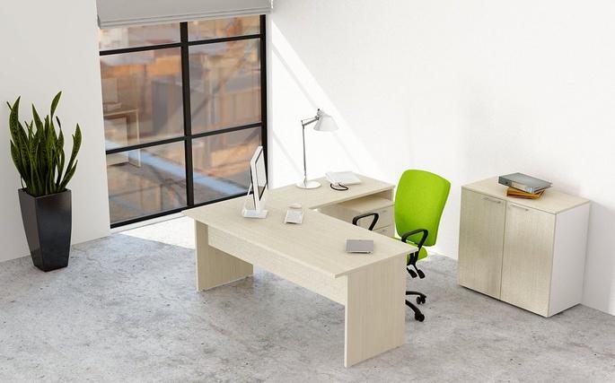 Libreria Ufficio Wenge : Ecoufficio mobili per ufficio a basso costo