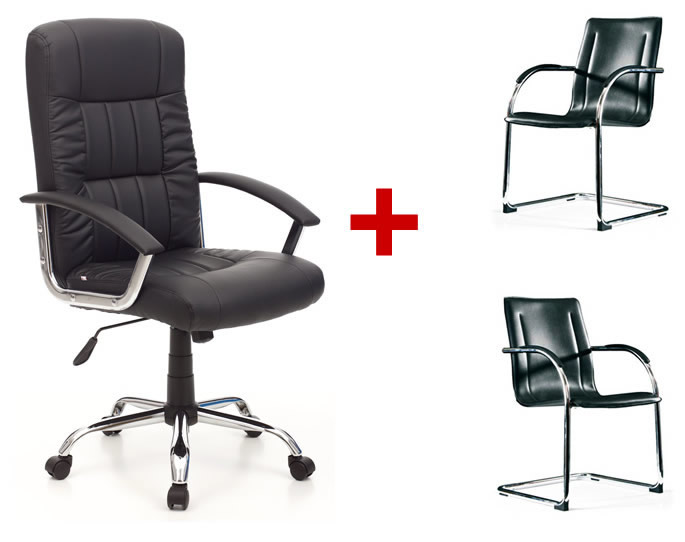 Ecoufficio mobili per ufficio a basso costo for Poltrone direzionali ufficio