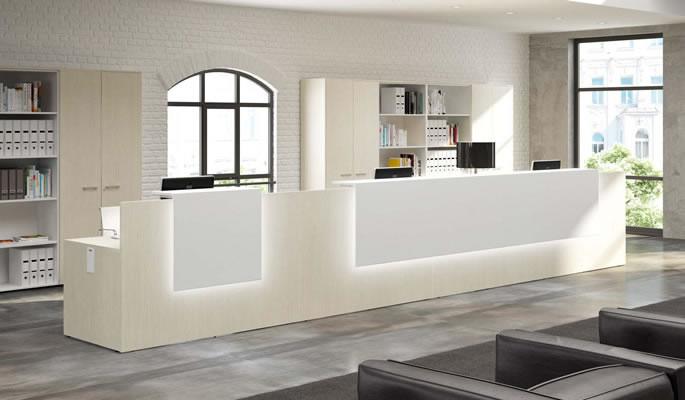 Ecoufficio mobili per ufficio a basso costo for Reception ufficio